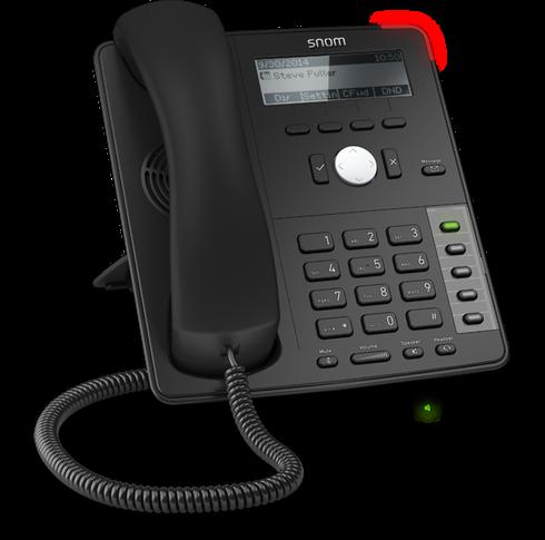 Snom D715 telefon