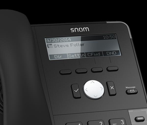 Snom D710 telefon