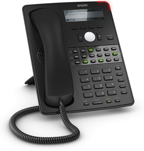 Snom D725 telefon