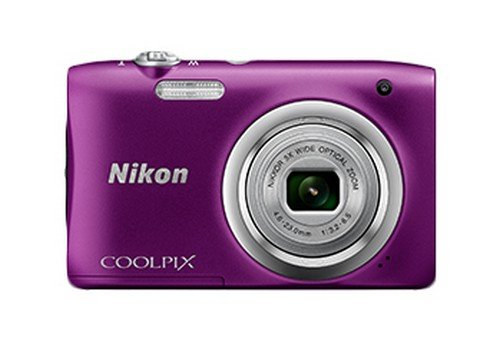 NIKON Coolpix A100 ljubičasti Kompaktni fotoaparat