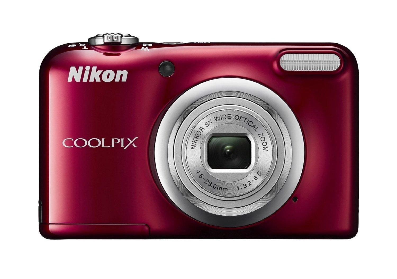 NIKON Coolpix A10 crveni Kompaktni fotoaparat