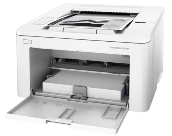HP LaserJet Pro M203dw Printer A4 LAN WiFi duplex