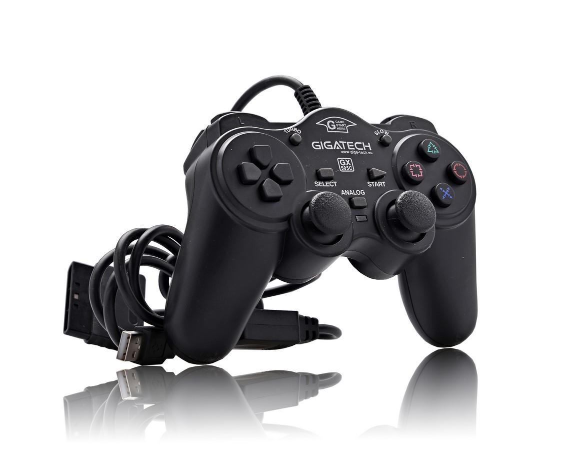 GIGATECH GX-505C USB+PS1+PS2