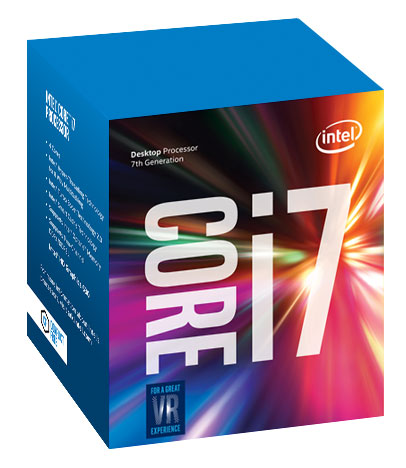 Intel Core i7-7700 4.20GHz 8MB LGA1151 Kaby Lake HD graphics 630 14nm