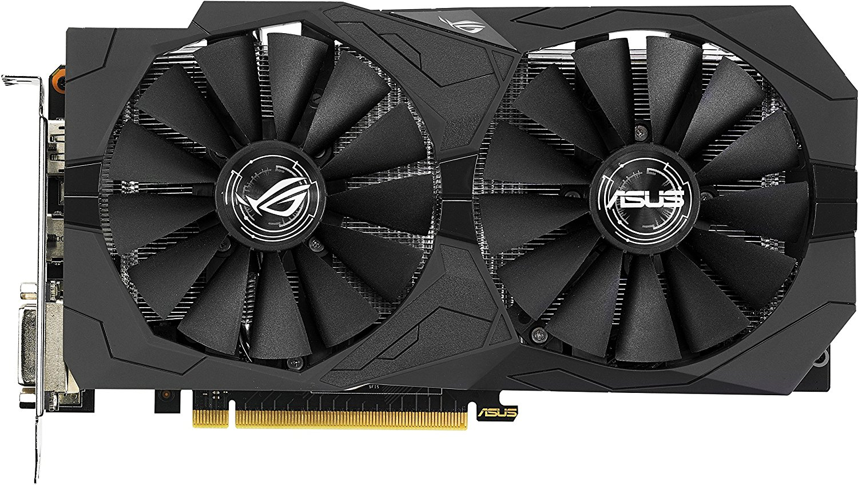 Asus nVidia GeForce GTX 1050 2GB 128bit (STRIX-GTX1050-2G-GAMING)
