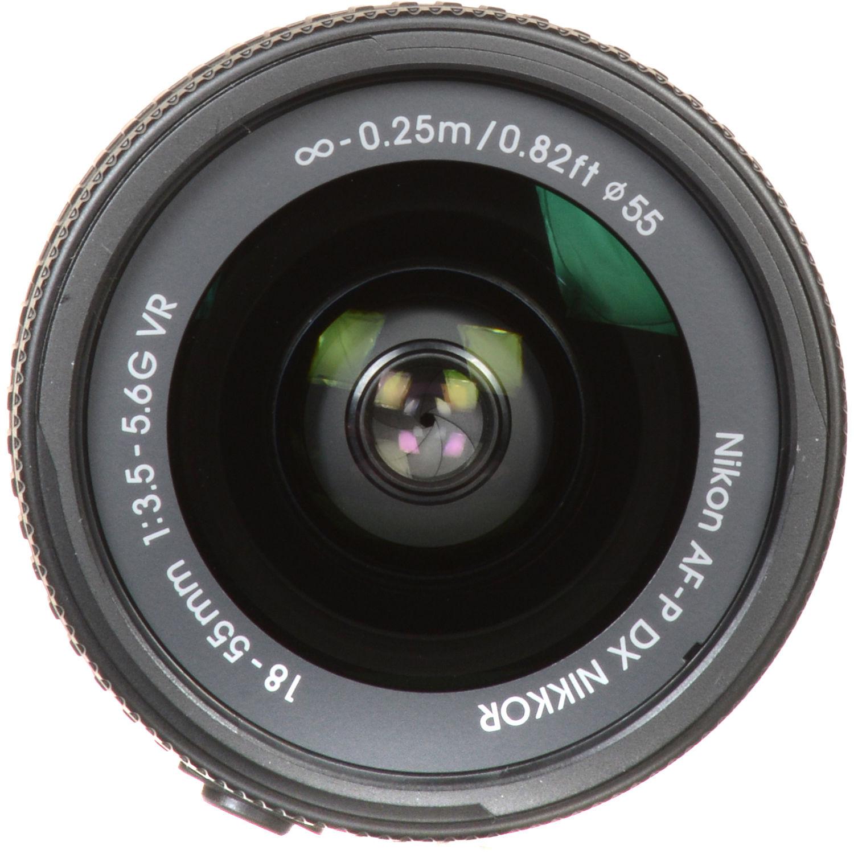 NIKON 18-55mm f/3.5-5.6G AF-P DX Objektiv