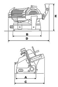 Mesoreznica F 300R CE