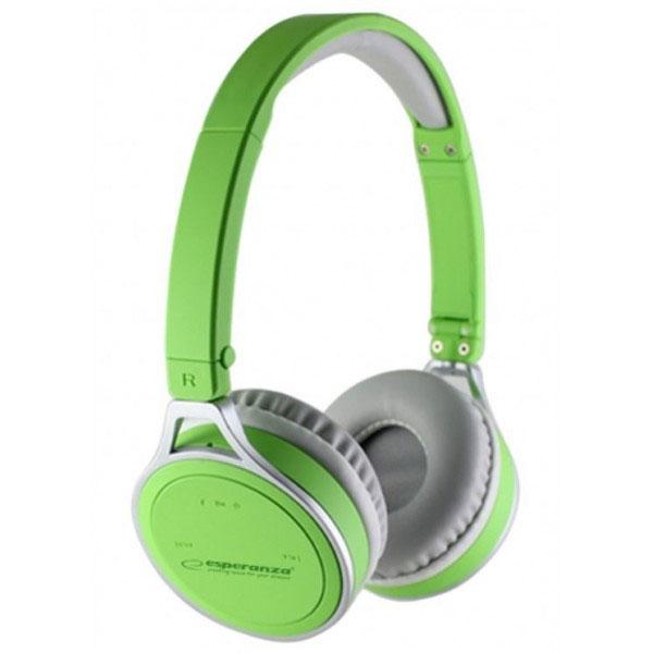 ESPERANZA EH160G Stereo bežične Bluetooth slušalice