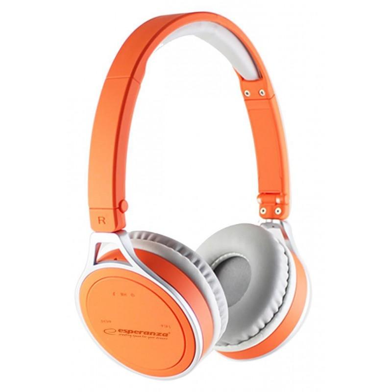 ESPERANZA EH160O Stereo bežične Bluetooth slušalice