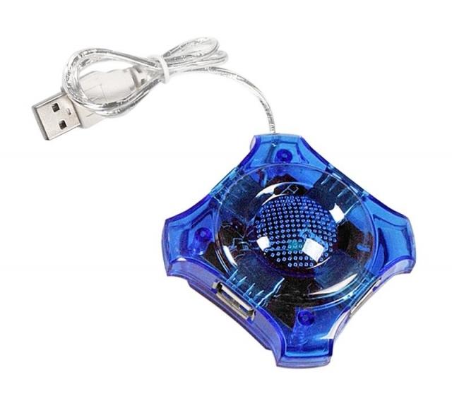 Esperanza EA150B Hub 4 Port USB 2.0 -STAR
