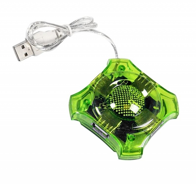 Esperanza EA150G Hub 4 Port USB 2.0 -STAR