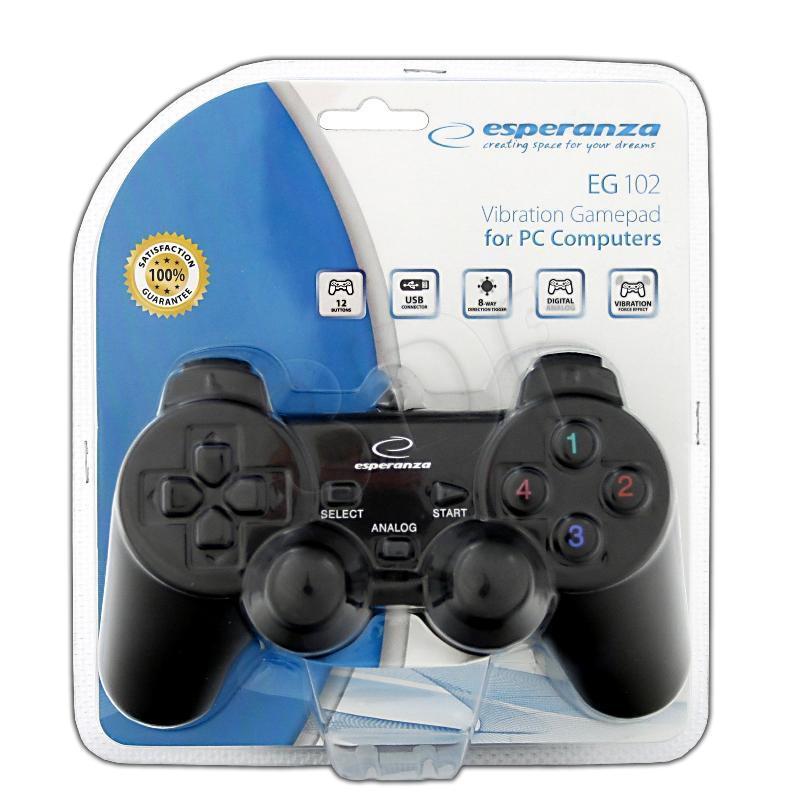Esperanza EG102 PC Gamepad