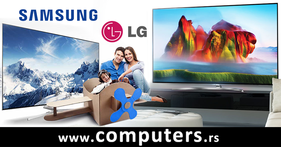 Samsung-LG TV