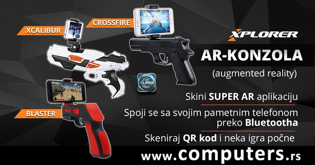 Xplorer AR Guns
